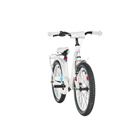 s'cool niXe 18 - Vélo enfant - steel blanc